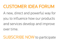 Your chance to influence Thomson Reuters products and services